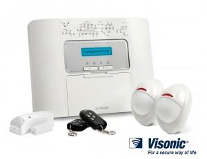 Alarme Visonic PowerMaster